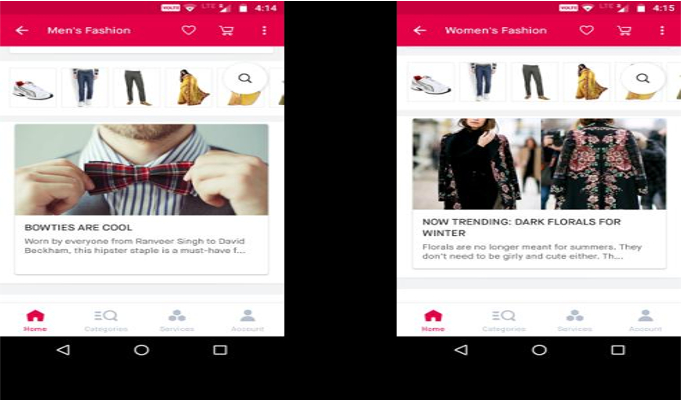Snapdeal's mobile app gets an upgrade; to offer a more personalized and enriching consumer experience