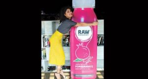 Jacqueline's juice brand, RAW Pressery, first 'clean label' to expand to Middle East