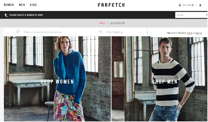 JD.com, Farfetch partner to open ultimate gateway for bringing luxury brands to China