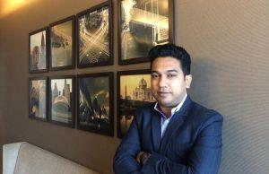 Furquan Ali, Co-founder, Wet Blue
