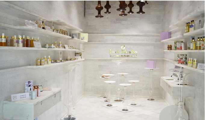 Ayurvedic beauty brand Just Herbs forays into offline retail; launches first outlet in Chandigarh
