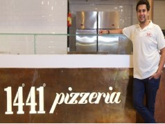 Krishna Gupta, Managing Director, 1441 Pizzeria