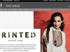 Ritu Kumar chooses Manthan's advanced retail analytics to power key merchandising decisions