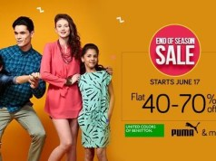 Snapdeal announces fashion extravaganza end of season sale