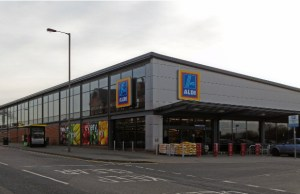 Supermarket chain Aldi to create 4,000 UK jobs to support expansion plans