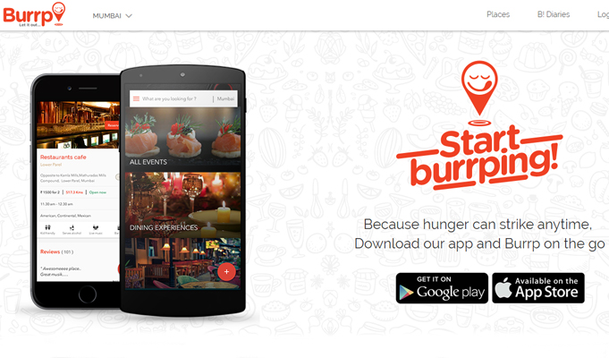 BookMyShow enters food tech space with acquisition of Mumbai-based Burrp