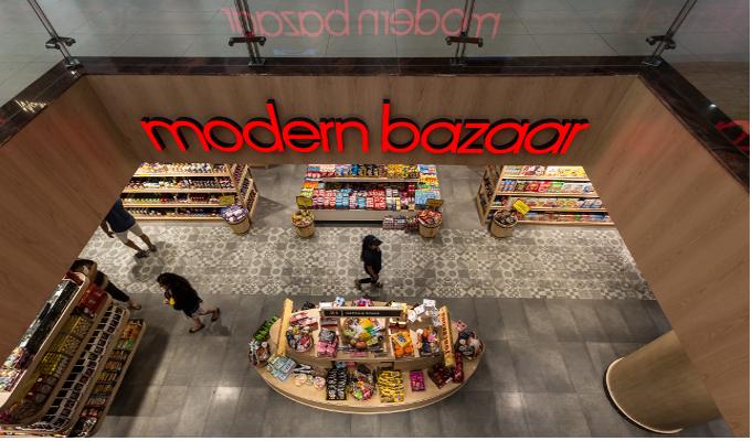 Modern Bazaar opens Food Emporium at Select CityWalk; targets 25 pc jump in revenue