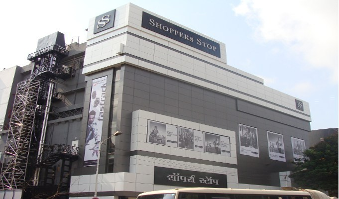 Shoppers Stop net loss narrows to Rs 3.45 crore