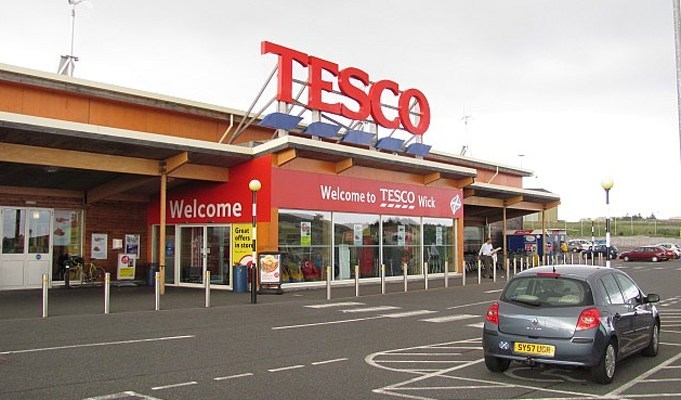 Tesco introduces same-day delivery across UK