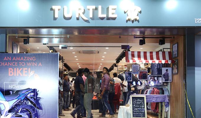 Menswear brand Turtle opens 100th exclusive brand store in Kolkata