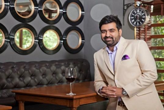 Priyank Sukhija, Owner, CEO and MD, First Fiddle Restaurants Pvt. Ltd