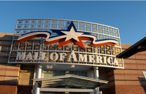 America's biggest mall celebrates silver jubilee