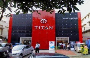 Titan Company Ltd registers a revenue growth of 42 pc in Q1
