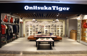 Onitsuka Tiger opens first monobrand store in India