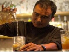 Mastering the art of mixing & fixing with American Whiskey Ambassador, Yangdup Lama