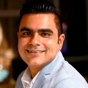 Vikrant Batra, Director, Cafe Delhi Heights