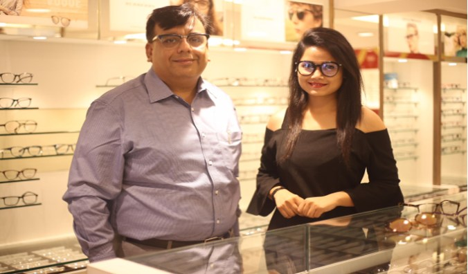 448e10f6874 Himalaya Optical opens second store in Nagpur - Indiaretailing.com