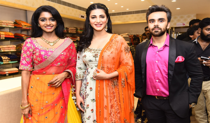 Neeru's opens first family store in Chennai