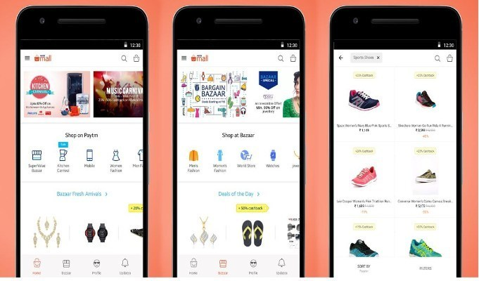 Paytm Mall posts Rs 13.63 cr loss during Aug16-Mar17