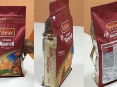Uflex gives a striking functional makeover to UK's Veetee Rice packaging