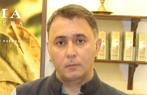 Vivek Sahni, CEO & Co-Founder, Kama Ayurveda