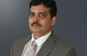 Anupam T, Vice President, Oberoi Mall