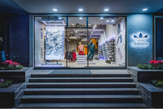 adidas Originals 'Fashion Destination Door' store debuts in India