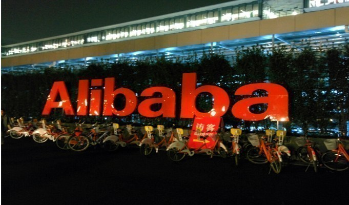 Alibaba takes $2.9 billion stake in food retailer