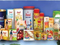 Amul sends first shipment via Indian Railways