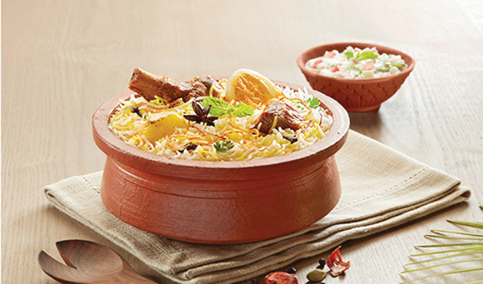 Potful delivers sizzling biryani straight to home in clay pots