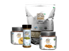 Kohinoor Foods Ltd introduces organic products range 'Green Grown'