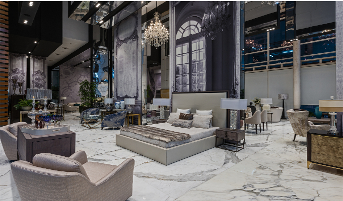 Luxury furniture brand Maison opens flagship store in India