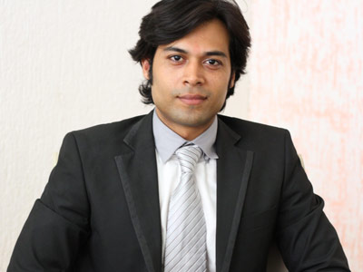 Amit Sharma, Managing Director - Entertainment, Miraj Group