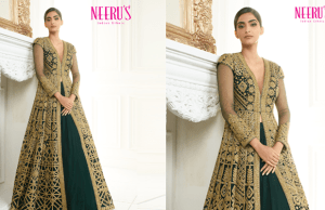 Bollywood star and fashionista Sonam Kapoor is the new face of Neeru's