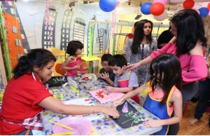 Stone Paper Scissors: A perfect place for a day full of fun, frolic, pampering and art for children
