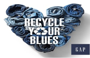 GAP launches 'Recycle your Blues' initiative