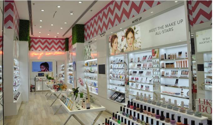 Nykaa On Trend store opens in Mumbai