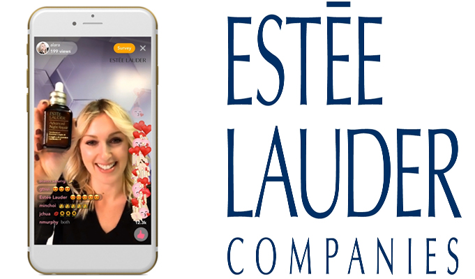 Estee Lauder launches first-of-its-kind, mobile Augmented Reality Training app