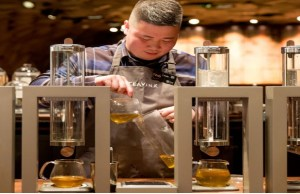 Starbucks opens state-of-the-art premium reserve roastery in Shanghai