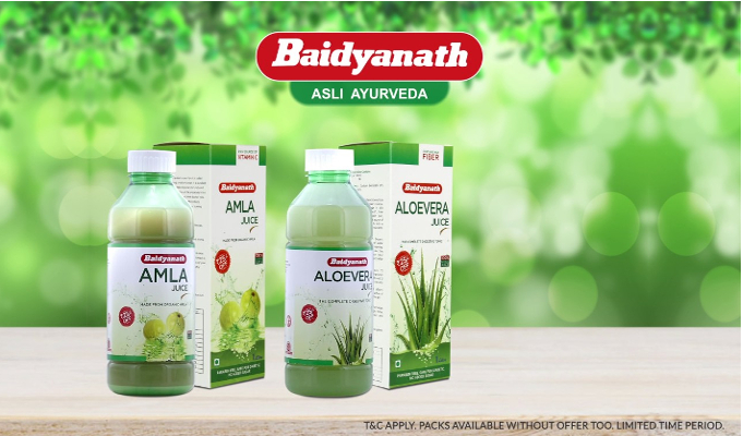Baidyanath forays into FMCG segment; launches range of natural juices