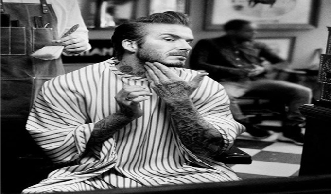 David Beckham to launch L'Oreal men's grooming products