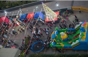 Merry the Festive Season: Here's how Infiniti Mall celebrated its Christmas