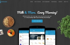 Milkbasket secures US $3 mn funding in Pre-Series A Round