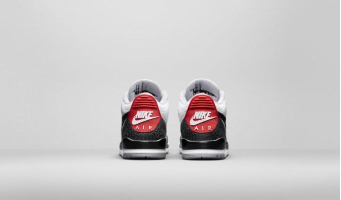 online retailer 3ffa4 e9dc5 Nike pre-releases Air Jordan III 'Tinker' on Snapchat; sells ...