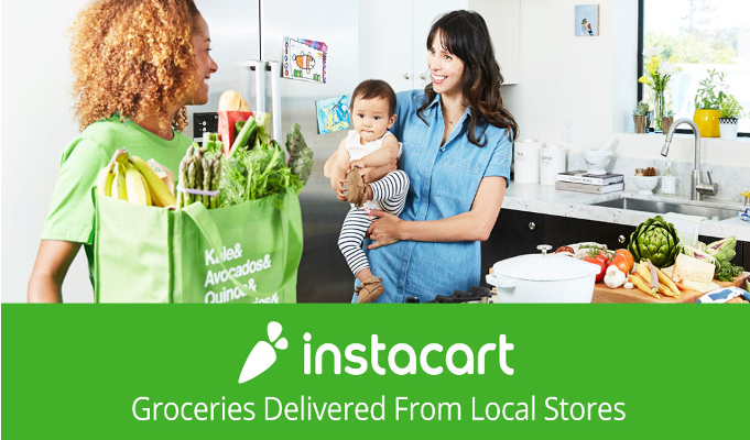 Grocery delivery firm Instacart raises US 0 million