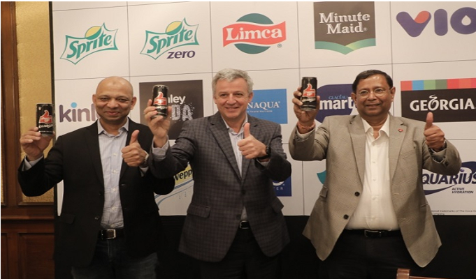 Thums Up transcends Indian boundaries to become US  billion Cola brand by 2020