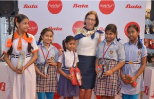 Bata empowers girl child with launch of special ballerinas