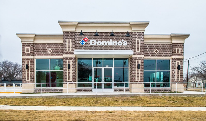 Domino's to celebrate the opening of 15,000th store