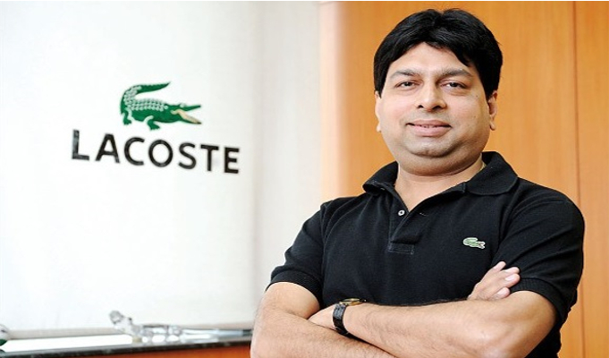 Lacoste is a bridge-to-luxury brand, for people aspiring towards well-appointed lifestyles, says Rajesh Jain