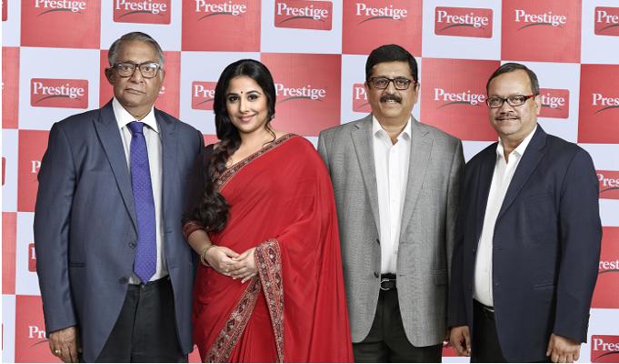 TTK Prestige announces Vidya Balan as new brand ambassador